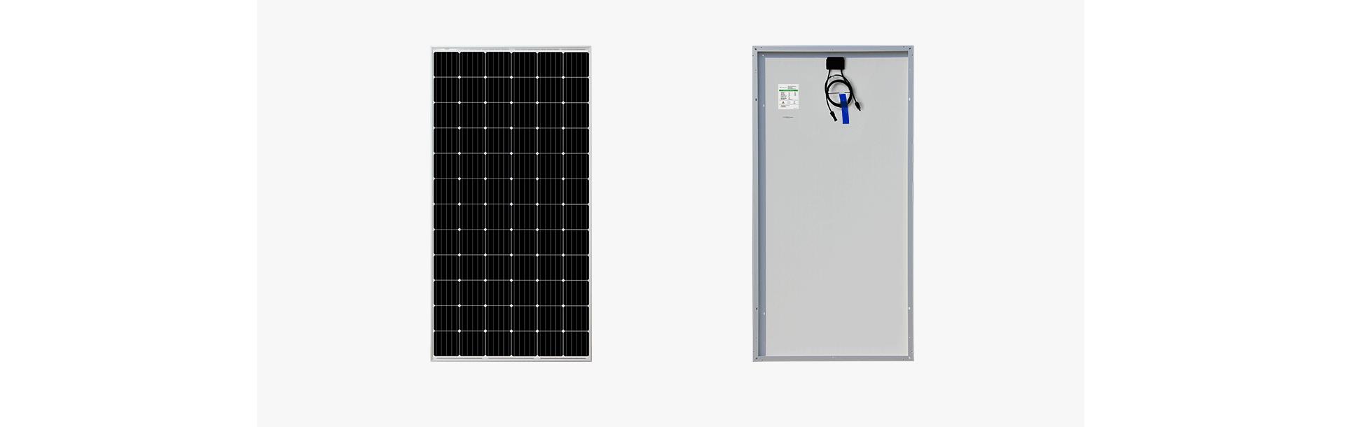LvchenSolar 360W-365W Mono PERC solar panel - Nanjing Moge New